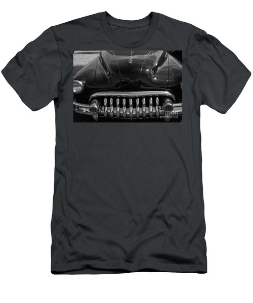 The Grille Has It Men's T-Shirt (Slim Fit) by Kirt Tisdale