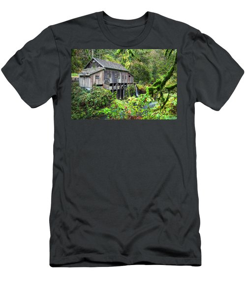 The Grist Mill, Amboy Washington Men's T-Shirt (Athletic Fit)