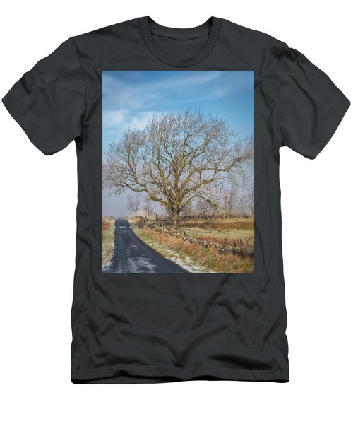 Men's T-Shirt (Athletic Fit) featuring the photograph The Guardian by Jeremy Lavender Photography