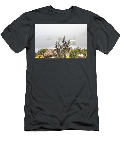 The Harbor Men's T-Shirt (Athletic Fit)