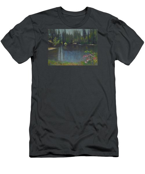 The Heart Of California Men's T-Shirt (Athletic Fit)