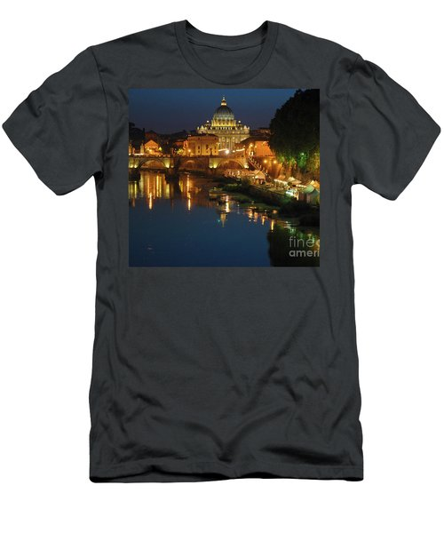 Eternal Sound Of Rome Men's T-Shirt (Athletic Fit)
