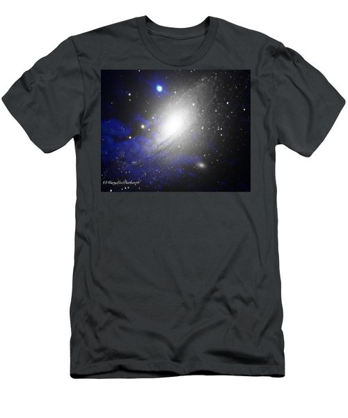 The Heavens Men's T-Shirt (Slim Fit) by MaryLee Parker
