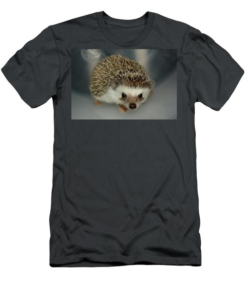 The Hedgehog Men's T-Shirt (Athletic Fit)