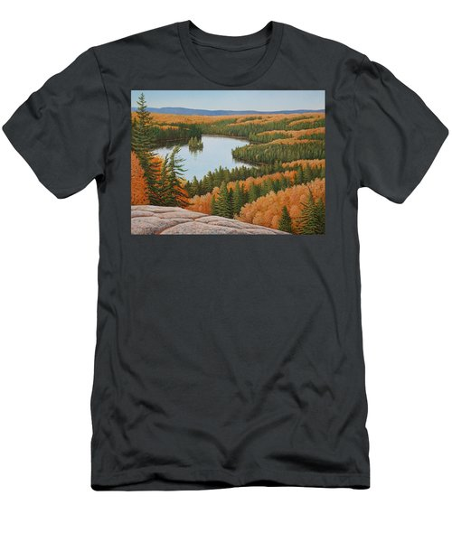 The Height Of Autumn Men's T-Shirt (Athletic Fit)