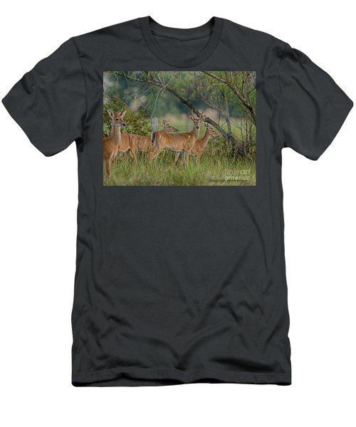 The Herd Men's T-Shirt (Athletic Fit)
