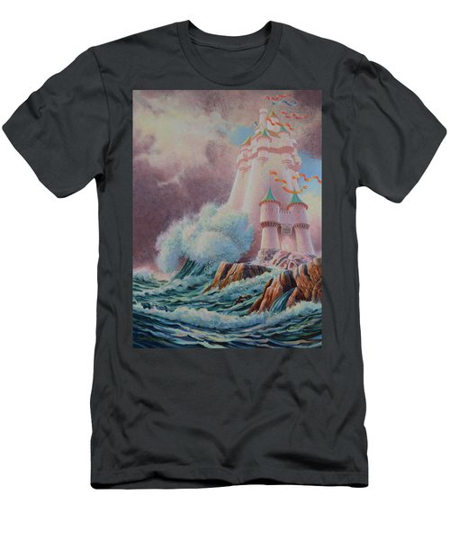 The High Tower Men's T-Shirt (Athletic Fit)