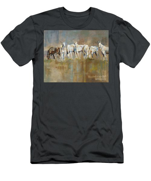 The Horizon Line Men's T-Shirt (Athletic Fit)