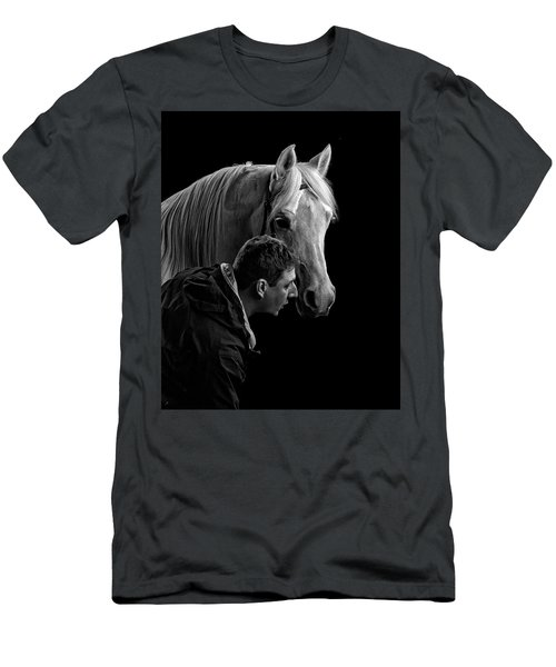The Horse Whisperer Extraordinaire Men's T-Shirt (Athletic Fit)
