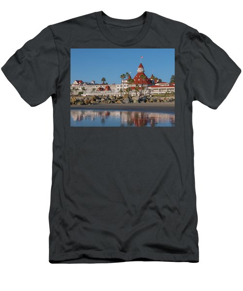 The Hotel Del Coronado Men's T-Shirt (Athletic Fit)
