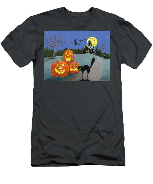 The House On Cemetery Hill Men's T-Shirt (Athletic Fit)