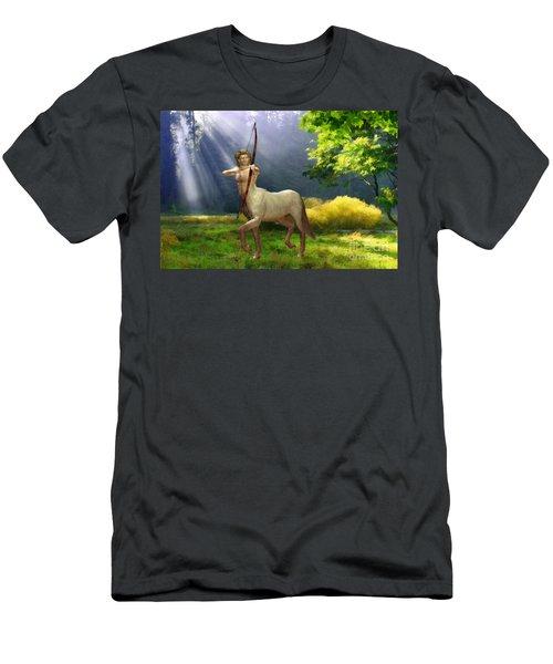 The Hunter Men's T-Shirt (Slim Fit) by John Edwards
