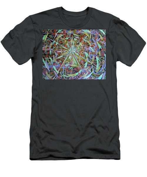 The Idea Men's T-Shirt (Athletic Fit)