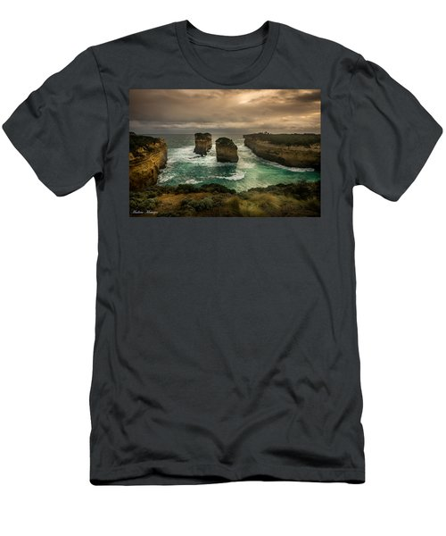 The Inlet Men's T-Shirt (Athletic Fit)