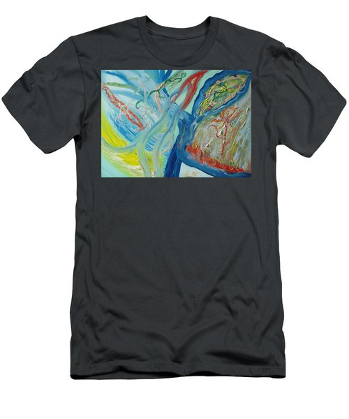 The Invisible World Men's T-Shirt (Athletic Fit)