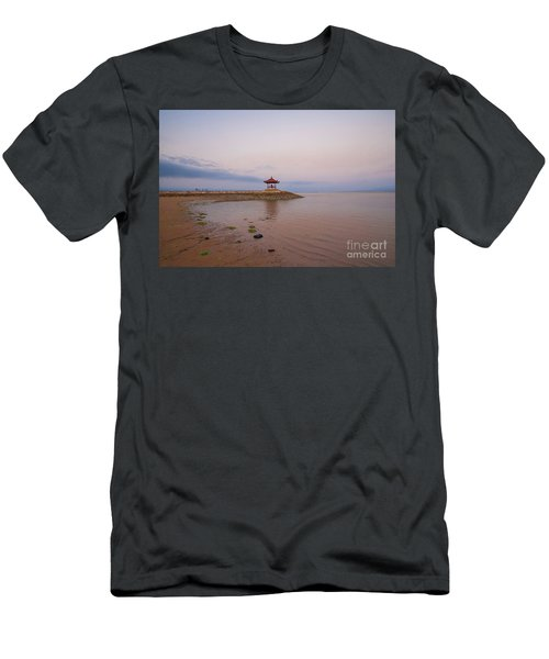 The Island Of God #9 Men's T-Shirt (Athletic Fit)