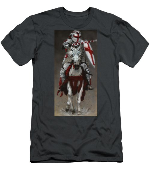 The Joust Men's T-Shirt (Athletic Fit)