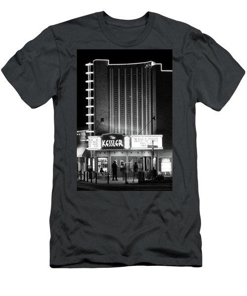 The Kessler V2 091516 Bw Men's T-Shirt (Athletic Fit)