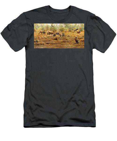 The Kill Men's T-Shirt (Athletic Fit)