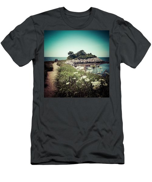 The Knob Looking Ahead Men's T-Shirt (Athletic Fit)