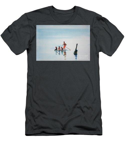 The Last Post Men's T-Shirt (Athletic Fit)