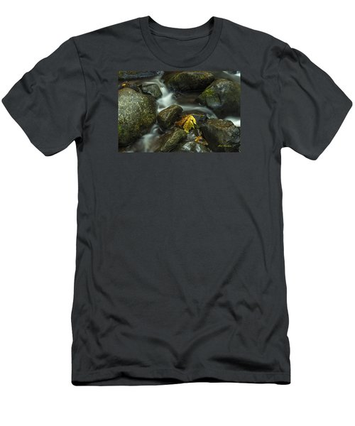 The Leaf Signed Men's T-Shirt (Athletic Fit)