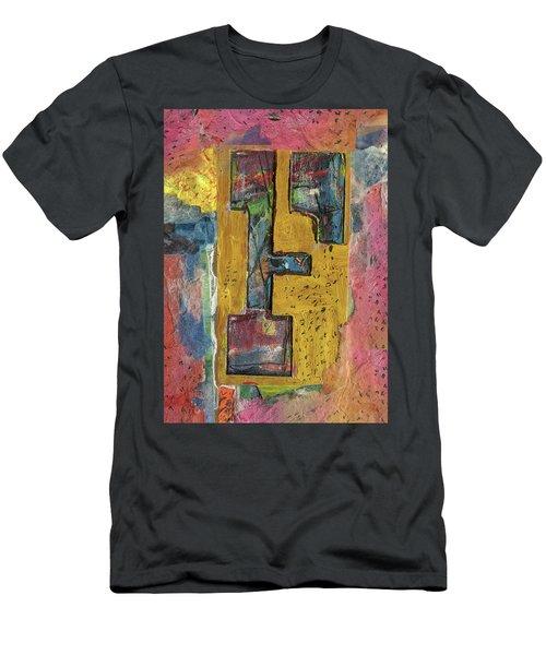 The Letter F Men's T-Shirt (Athletic Fit)