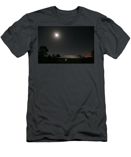 The Light Has Come Men's T-Shirt (Athletic Fit)