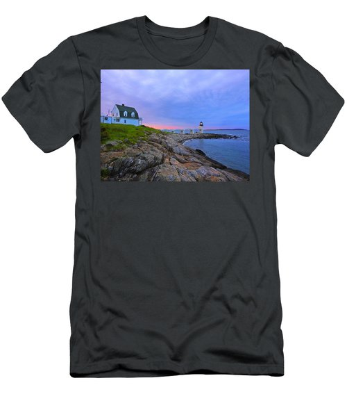 The Lighthouse Keeper Men's T-Shirt (Athletic Fit)