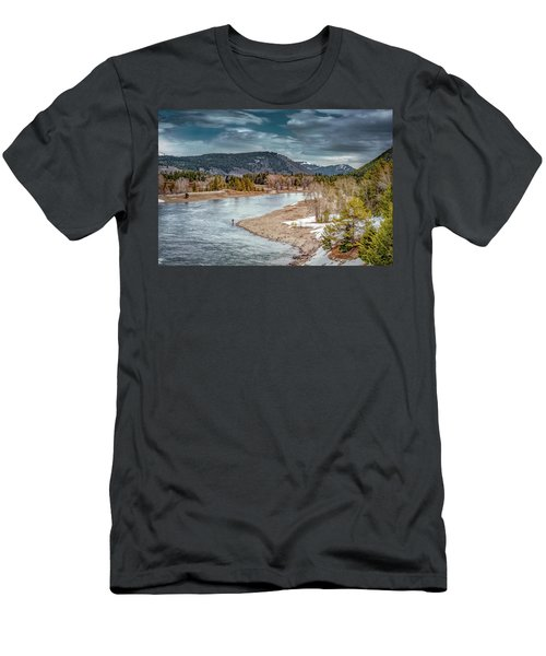 The Little Fisherman Men's T-Shirt (Athletic Fit)