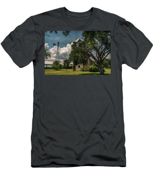 The Little Winery In Stonewall Men's T-Shirt (Athletic Fit)