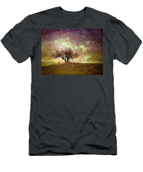 The Lone Tree Men's T-Shirt (Athletic Fit)