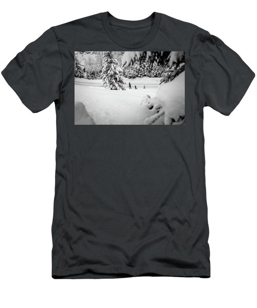 The Long Walk- Men's T-Shirt (Athletic Fit)