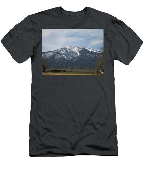 The Longshed Men's T-Shirt (Athletic Fit)