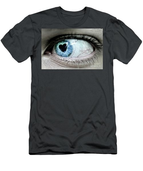 The Look Of Love Men's T-Shirt (Athletic Fit)