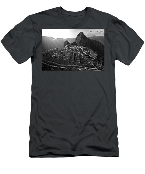 The Lost City Of The Incas Men's T-Shirt (Athletic Fit)