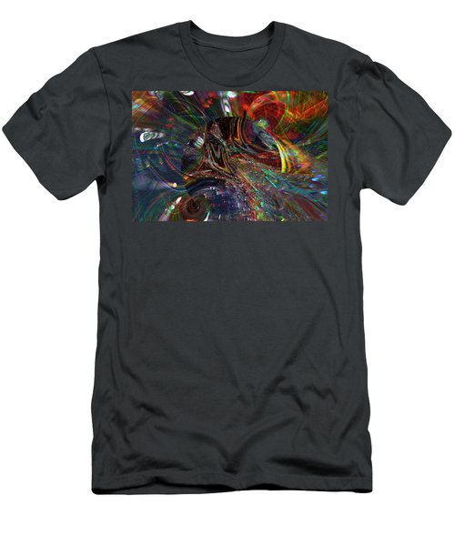 The Lucid Planet Men's T-Shirt (Athletic Fit)