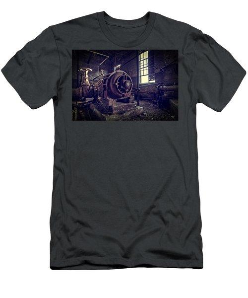 The Machine Men's T-Shirt (Athletic Fit)