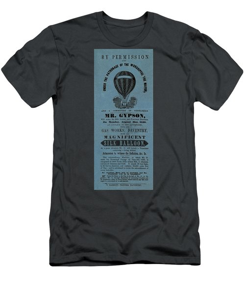 The Magnificent Mr. Gypson Men's T-Shirt (Athletic Fit)