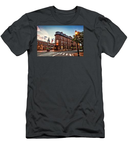 The Maryland Inn Men's T-Shirt (Athletic Fit)