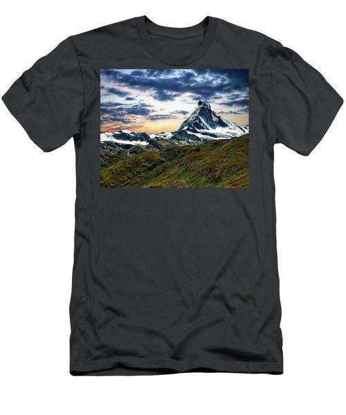 The Matterhorn Men's T-Shirt (Athletic Fit)