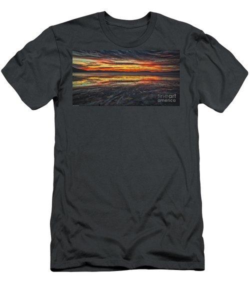 The Melting Pot Men's T-Shirt (Slim Fit)