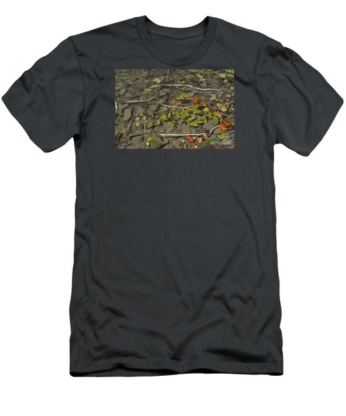 Men's T-Shirt (Slim Fit) featuring the photograph The Menu by Randy Bodkins