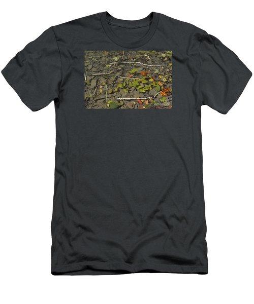 The Menu Men's T-Shirt (Slim Fit) by Randy Bodkins