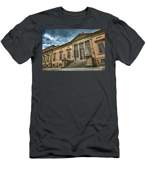 The Meridian Palace In The Pitti Palace Men's T-Shirt (Athletic Fit)