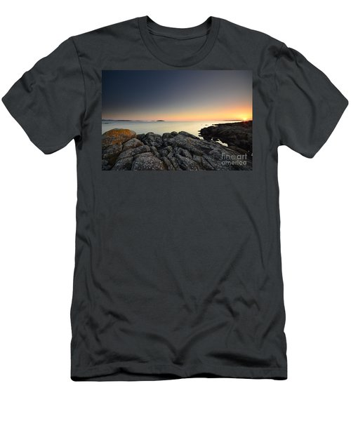 The Midnight Sun Men's T-Shirt (Athletic Fit)