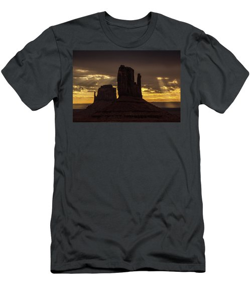 The Mittens Sunrise Men's T-Shirt (Athletic Fit)