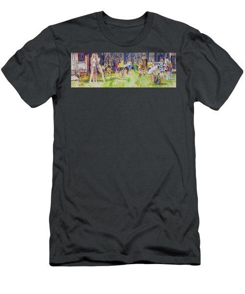 The Models  Men's T-Shirt (Athletic Fit)