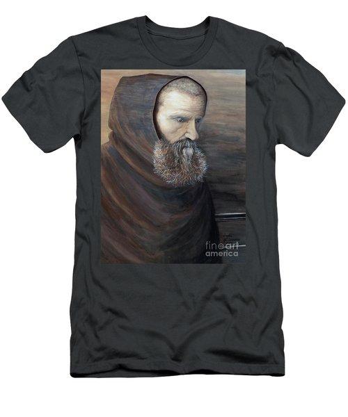 The Monk Men's T-Shirt (Athletic Fit)
