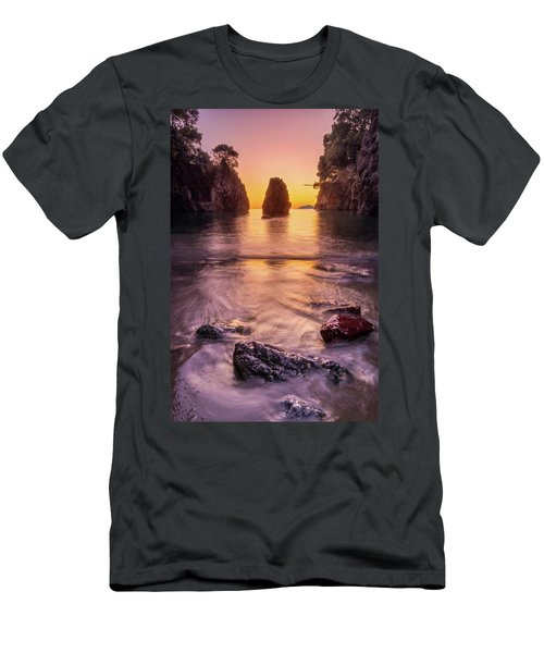 The Monolith Men's T-Shirt (Athletic Fit)